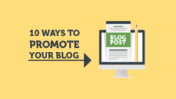 10 Workable Tactics for Promoting Your Blog | KIAI Agency