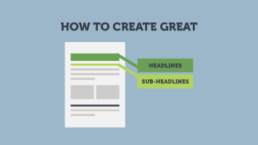 Blog Writing Tips: How to Make Great Headlines & Sub-headlines | KIAI Agency
