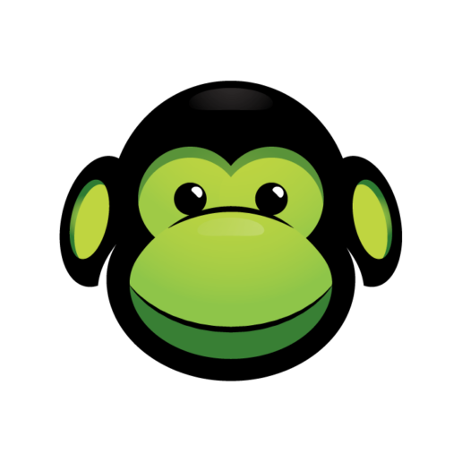 Kiko the Monkey, official mascot and brand image of KIAI Agency