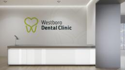 Westboro Dental Clinic logo design by KIAI Agency