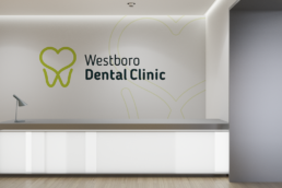 Westboro Dental Clinic logo design by KIAI Agency