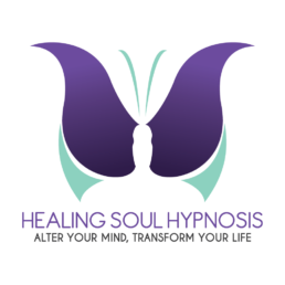 Logo design for Healing Soul Hypnosis. Done by KIAI Agency in Burnaby BC